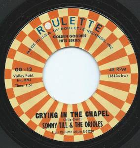 "Tiny Tim & The Hits + Sonny Till & The Orioles: Wedding Bells (Split-7"") - Bild 2"