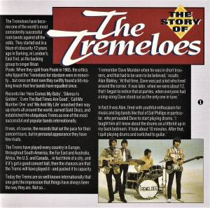 The Tremeloes: The Story Of The Tremeloes (2-CD) - Bild 2