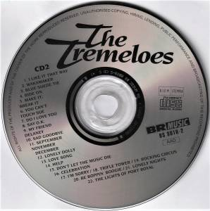 The Tremeloes: The Story Of The Tremeloes (2-CD) - Bild 5