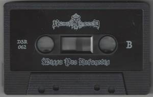 Reign In Blood: Missa Pro Defunctis (Tape) - Bild 5