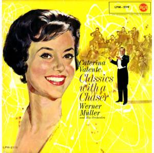 Cover - Werner Müller Orchester: Classics With A Chaser