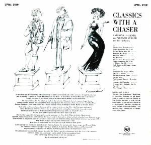 Werner Müller Orchester / Caterina Valente: Classics With A Chaser (Split-LP) - Bild 2