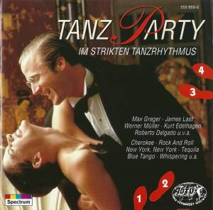 Cover - Willy Berking: Tanz-Party