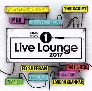 Cover - London Grammar: BBC Radio 1's Live Lounge 2017