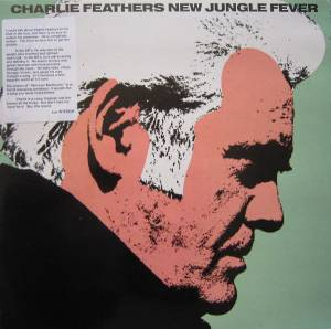 Cover - Charlie Feathers: New Jungle Fever