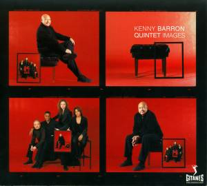 Cover - Kenny Barron: Images