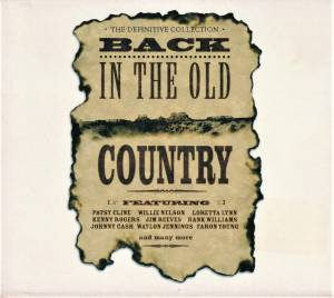 Cover - Razzy Bailey: Back In The Old Country