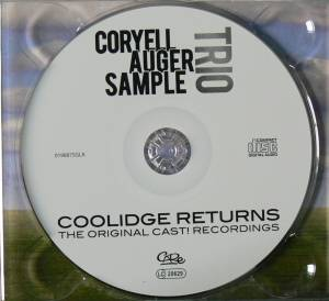 Coryell Auger Sample Trio: Coolidge Returns (CD) - Bild 6