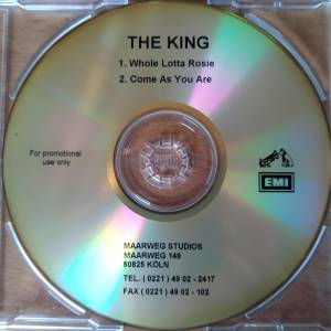 Cover - King, The: Whole Lotta Rosie