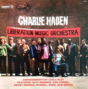 Cover - Charlie Haden: Liberation Music Orchestra