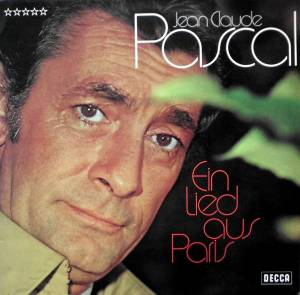 Cover - Jean-Claude Pascal: Ein Lied Aus Paris