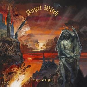 Cover - Angel Witch: Angel Of Light