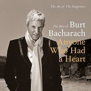 Cover - Richard Chamberlain: Art Of The Songwriter - The Best Of Burt Bacharach - Anyone Who Had A Heart, The