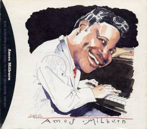Cover - Amos Milburn: Capitol Blues Collection - Blues, Barrelhouse & Boogie Woogie: 1946-1955