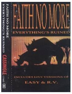 Faith No More: Everything's Ruined - Cover