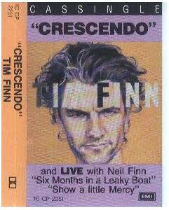 Tim Finn: Crescendo - Cover