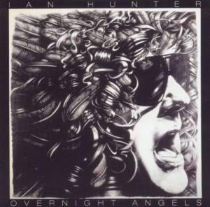 Cover - Ian Hunter: Overnight Angels