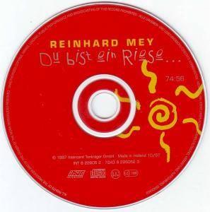 Reinhard Mey: Du Bist Ein Riese... (CD) - Bild 3