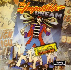 Cover - Sensational Alex Harvey Band, The: Impossible Dream, The