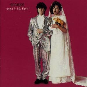 Sparks: Angst In My Pants - Cover