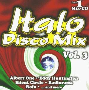 Italo Disco Mix Vol. 3 - Cover
