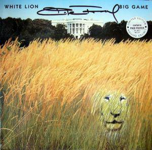 White Lion: Big Game (LP) - Bild 2