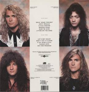 White Lion: Big Game (LP) - Bild 3