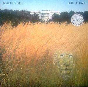 White Lion: Big Game (LP) - Bild 1