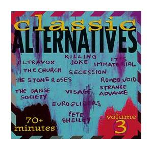 Cover - Secession: Classic Alternatives Volume 3