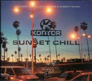 Cover - Freddy & Herman: Kontor Sunset Chill Volume 4