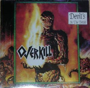 Cover - Overkill: Devil's In The Detail