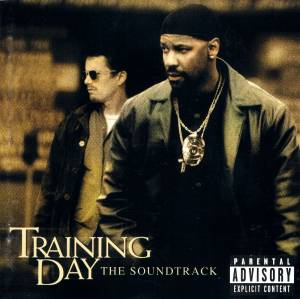 Training Day - The Soundtrack - Cover
