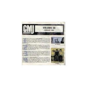 CMJ - New Music Volume 030 - Cover