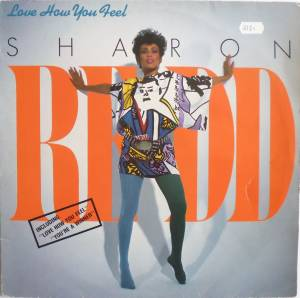 Cover - Sharon Redd: Love How You Feel