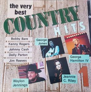 The Very Best Country Hits Vol. 1 (CD) - Bild 1