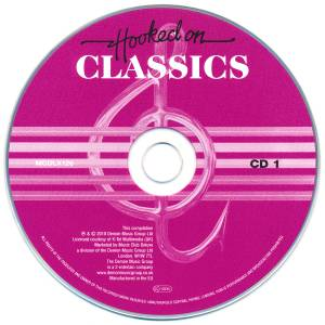 The Royal Philharmonic Orchestra: Hooked On Classics - The Ultimate Collection (2-CD) - Bild 5