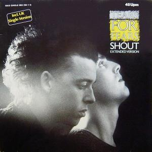 Tears For Fears: Shout - Cover