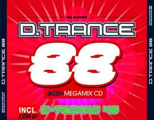 Cover - Clay C: D.Trance 88 Incl. D.Techno 45