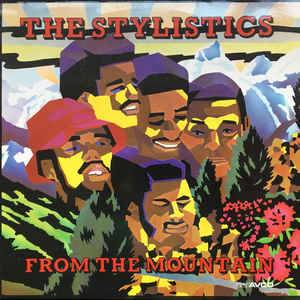Cover - Stylistics, The: From The Mountain