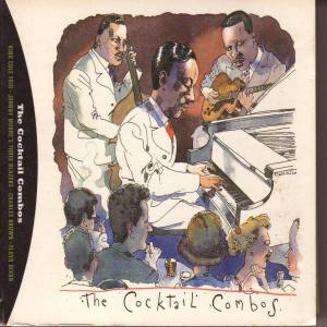 Cover - Charles Brown: Capitol Blues Collection - The Cocktail Combos