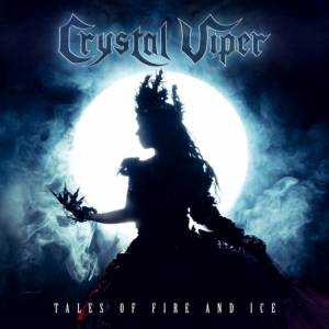 Cover - Crystal Viper: Tales Of Fire And Ice