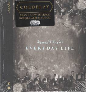 Cover - Coldplay: Everyday Life