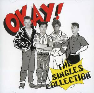 Cover - Okay: Singles Collection, The