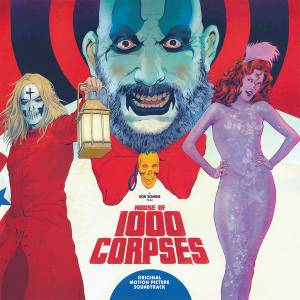 House Of 1000 Corpses - Original Motion Picture Soundtrack (2-LP) - Bild 1