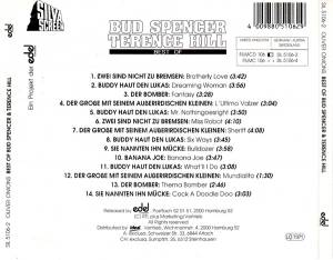Oliver Onions Best Of Bud Spencer Terence Hill Cd 1992 Best Of