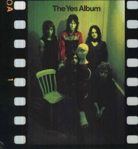 Yes: The Yes Album (LP) - Bild 1