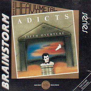 The Adicts: Fifth Overture - Cover