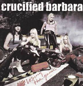 Cover - Crucified Barbara: Losing The Game