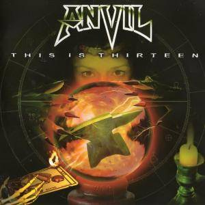 Anvil: This Is Thirteen - Cover