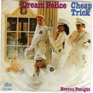 Cheap Trick: Dream Police - Cover